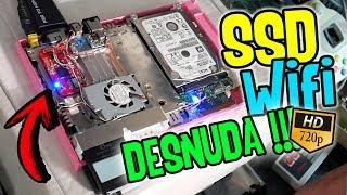 ¿COMO SE HACE? PlayStation 2 MOD con SSD + Wifi + HDMI 720x480