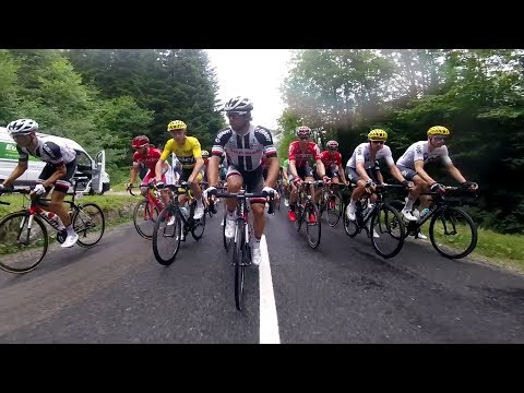 GoPro: Tour de France 2017 - Stage 9 Highlight