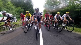 GoPro: Tour de France 2017 - Stage 9 Highlight