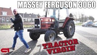 Mijn trekker: Caspers ontmaagding - Massey Ferguson 3060