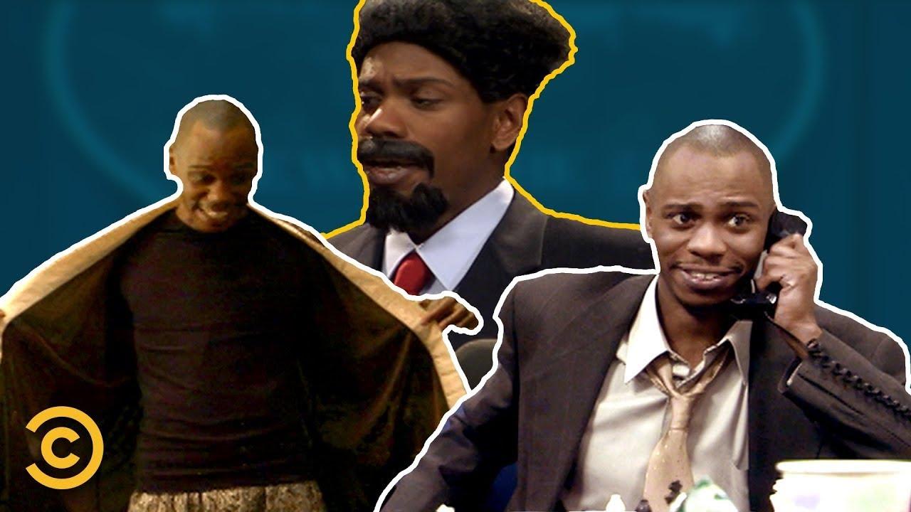 The Best Movie Parodies - Chappelle's Show