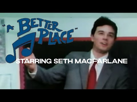 Scenes from A Better Place starring Seth MacFarlane - YouTube