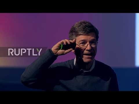 Norway: Trump a 'pure sociopath', Paul Ryan 'despicable' – Jeffrey Sachs lays into US 'dark money'