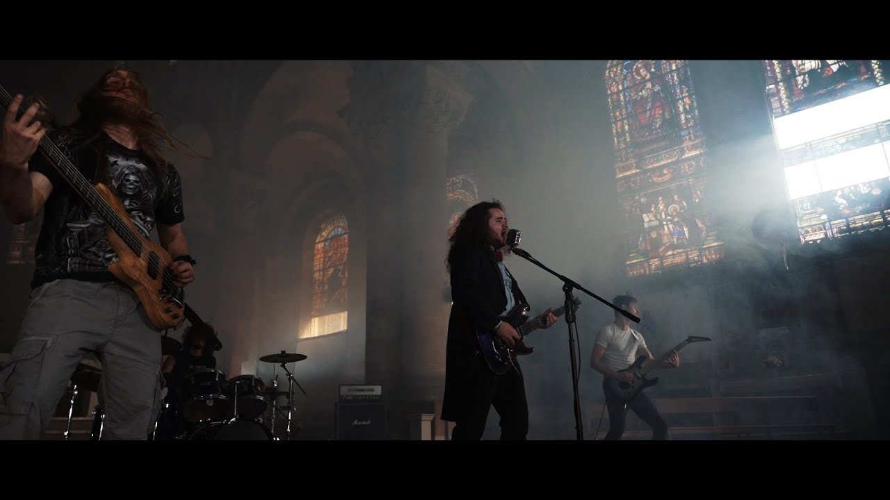 Unstoppable - HAMMER OF LIGHT [CLIP OFFICIEL - OFFICIAL MUSIC VIDEO]