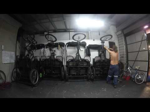 Genial einfacher Job, Pedicap fahren  ll Work & Travel Australien #12