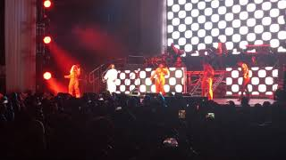 The Great Xscape Tour kickoff in Richmond Virginia