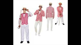 Lida Rose Barbershop Quartet (The Music Man)