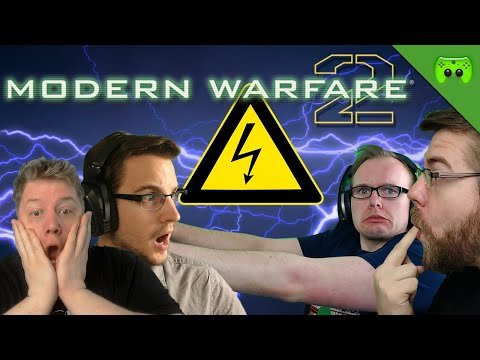 Hochspannung 🎮 Modern Warfare 2 VS 2 #1