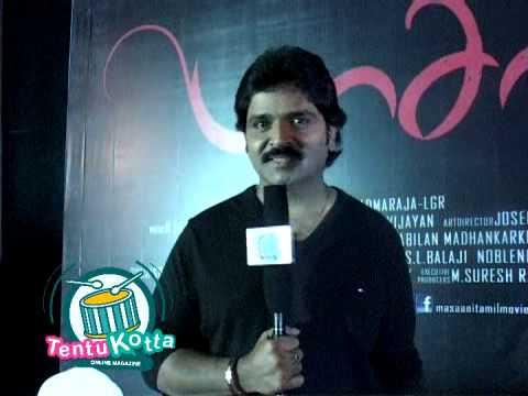 Interview with Actor RAMKI at MASANI audio launch_chennai