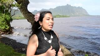 KAUN TUJHE Full video song|M.S.Dhoni-THE UNTOLD STORY|Cover by Neetha Prabhu|Karaoke|Hawaii|Aloha