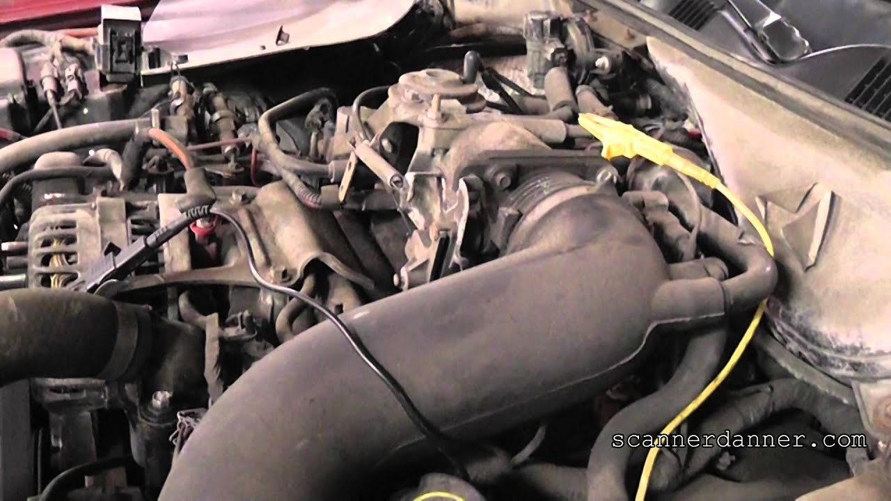 Ford Idle Air Control Valve Iac Test Stalling Problems Youtube 2011 Flex Wiring Diagram