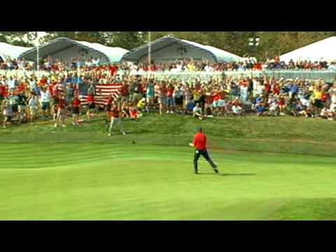 Ryder Cup Review 2008