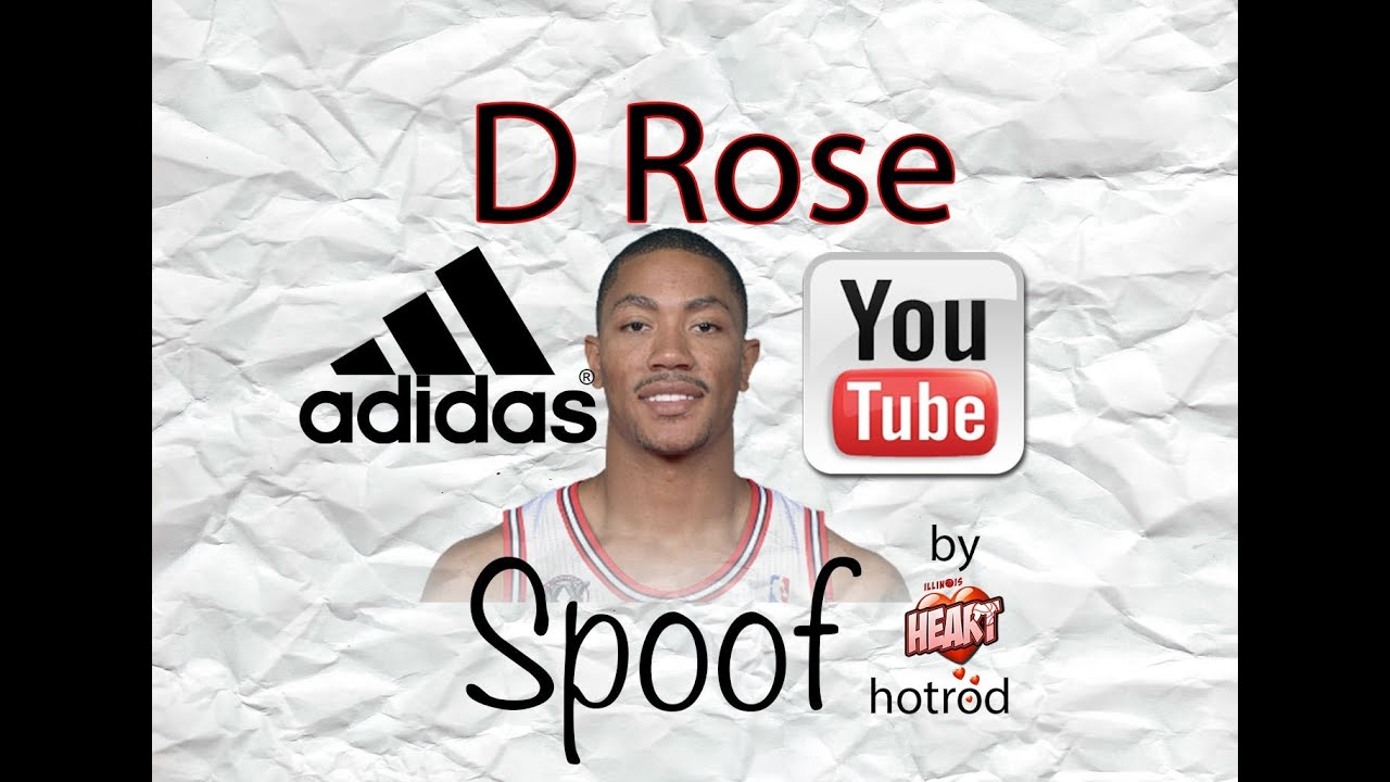 derrick rose adidas commercial everything