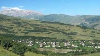 Лезгинское  село  Уьнуьгъ-Аных        Lezgian  village  Anyh