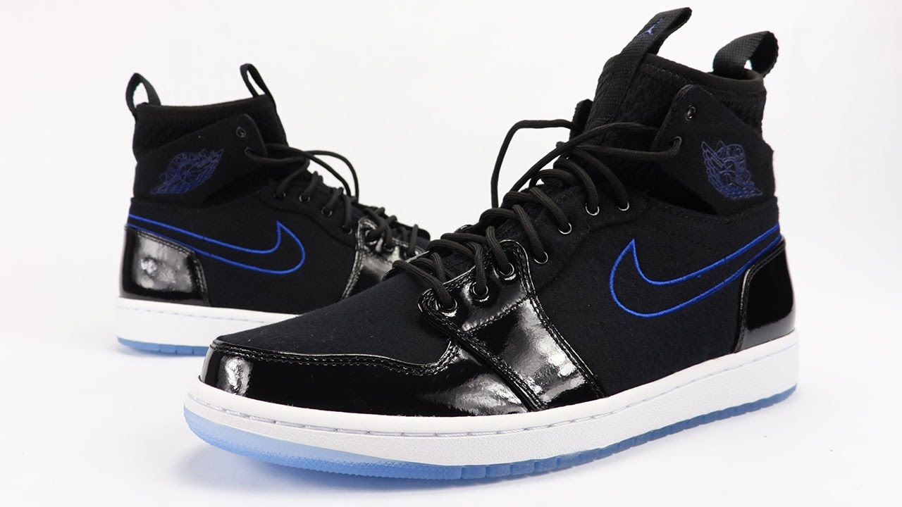 Air Jordan 1 Ultra High Space Jam Review - YouTube 8cb019f36