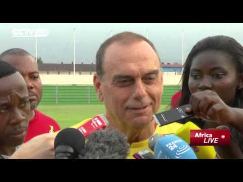 Ghana Coach Avram Grant Looks Ahead To Equatorial Guinea Match