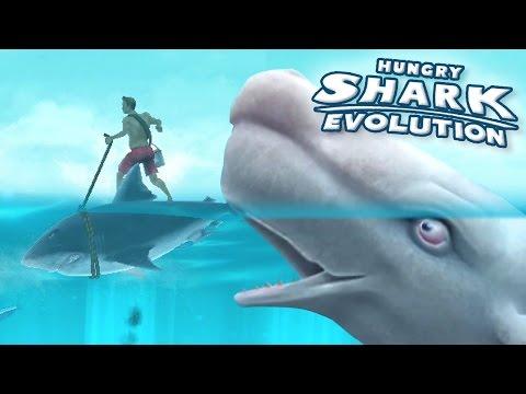 BIG MOBY DICK!    Hungry Shark Evolution - Ep 29 HD
