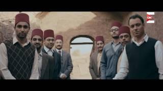 مسلسل الجماعة 2 - الإجتماع السري لأعضاء الجماعة لوضع خطة مقتل إبراهيم عبد الهادي