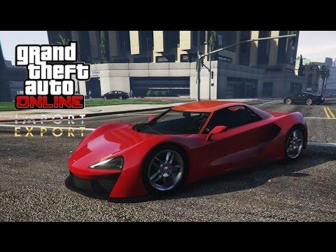 "GTA Online Тест Драйв Шоу ""Колеса Либерти"". Обзор Progen Itali GTB"