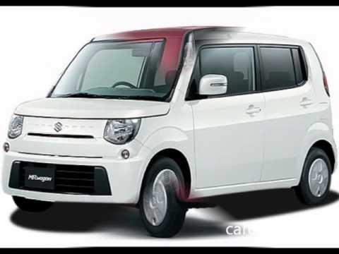 Maruti MR Wagon undisguised
