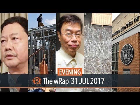 Parojinog, model houses, Gordon | Evening wRap