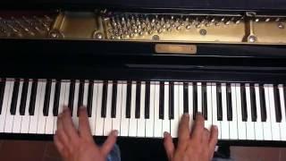 Tutorial piano y voz Mujer contra mujer (Mecano)