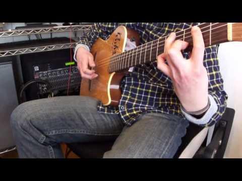 [Ano Natsu de Matteru] Vidro Moyo Solo guitar instrumental