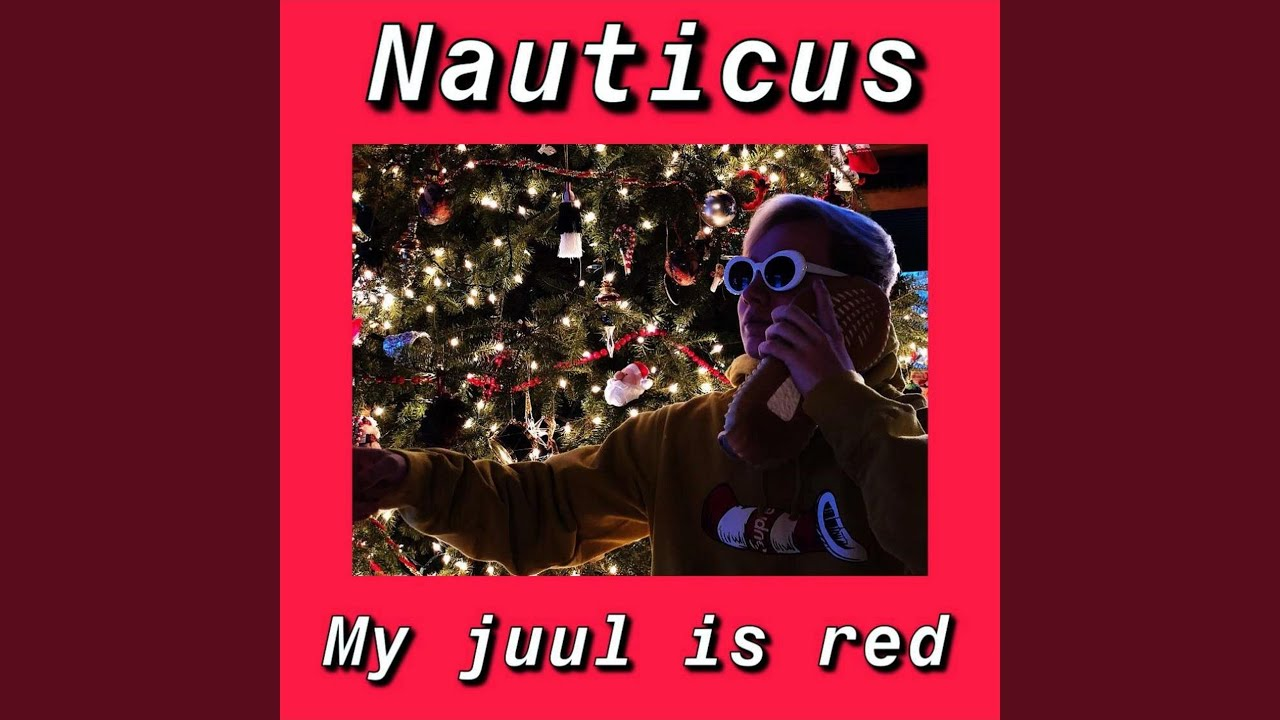My Juul is Red