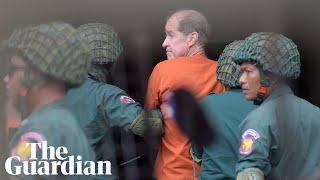 James Rickeston: Cambodia trial of Australian director begins