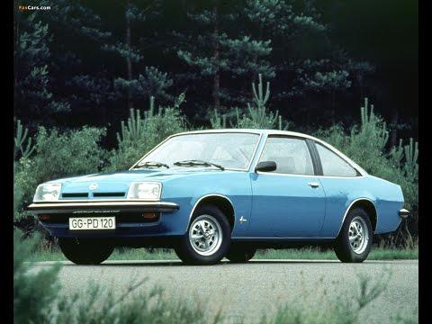 Opel Manta - Der Werbefilm - Original Werbung 70er Jahre