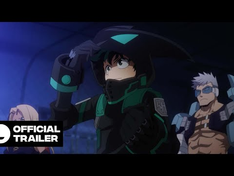 My Hero Academia: World Heroes Mission | Official English Dub Trailer