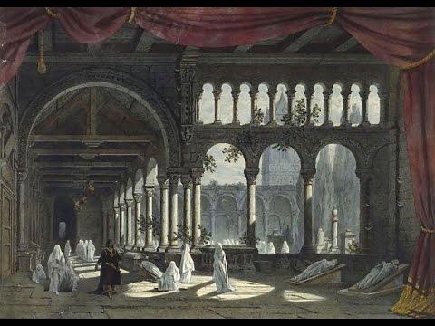 Giacomo Meyerbeer – ROBERT LE DIABLE – Act III Finale