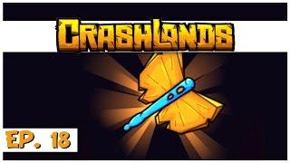 Crashlands - Ep. 18 - Legendary Butterfly! - Let