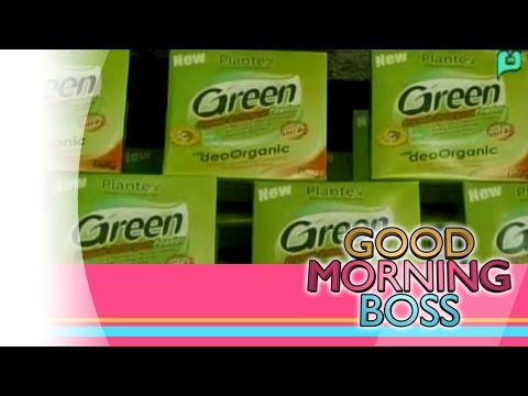 [Good Morning Boss] Entre-P-Noy: Herbal products [08|19|15]