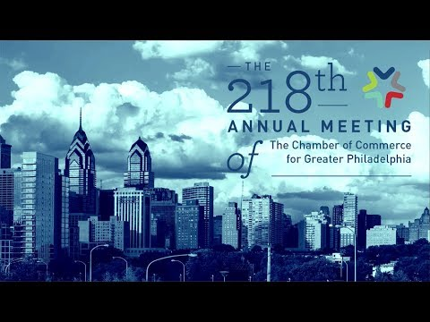 Year in Review 2017/18 – The Chamber of Commerce for Greater Philadelphia