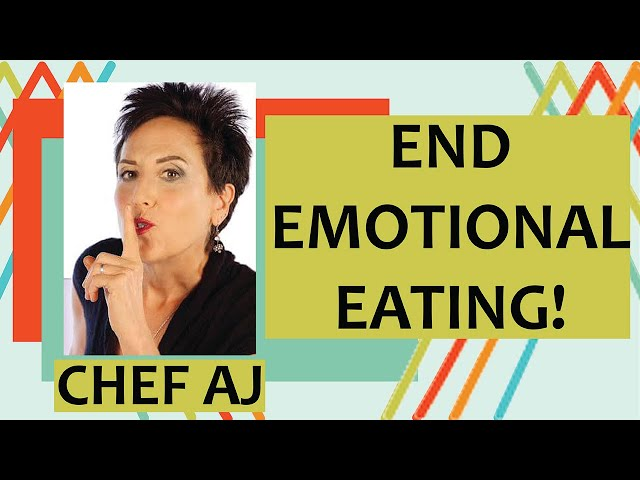 Cure Emotional Eating with a Plant-Based Diet