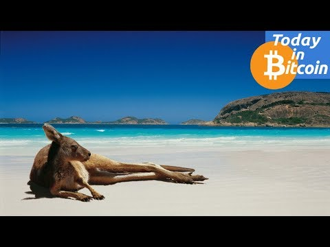Today in Bitcoin (2017-08-17) - Australia Regulates - Bitcoin $4500+ - Newspapers Advocate Bitcoin