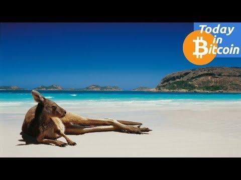 Today in Bitcoin (2017-08-17) - Australia Regulates - Bitcoin $4500+ - Newspapers Advocate Bitcoin