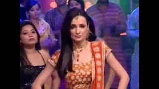 Sanaya's dance with Gurmeet Chowdry