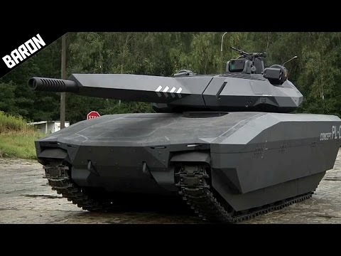PL-01 Modern Light Tank (Armored Warfare)