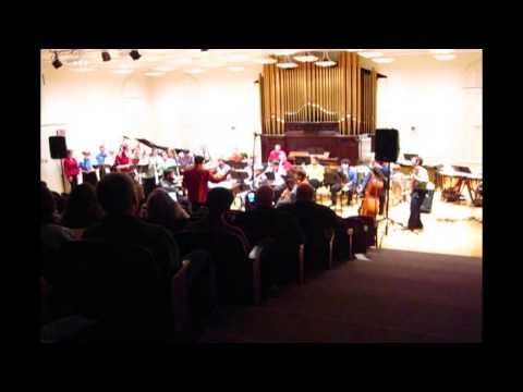 USM Students perform Elay Keechan by A.R. Rahman