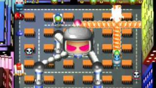 Bomberman Party Edition - Robo Bomber (AB) part 1