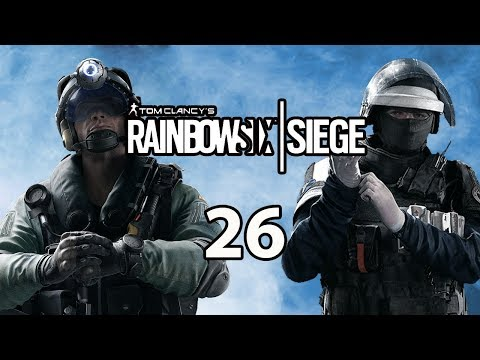 Northernlion and Friends Play: Rainbow Six: Siege! [Episode 26: Jackal and Doc]
