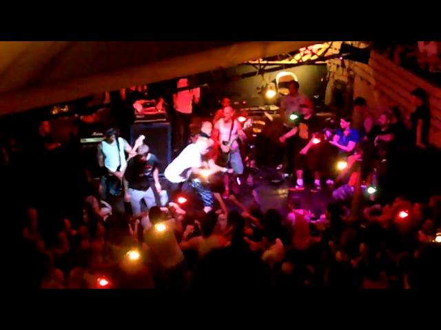 Youth of Today - Minor Threat (Minor Threat) - Chaos in Tejas 2011