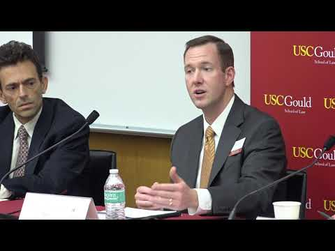 USC Gould Center for Transnational Law and Business Conference-Panel 1