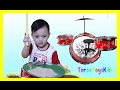 Bermain Drum Mainan Anak Baby Drums Set Toys For Kids