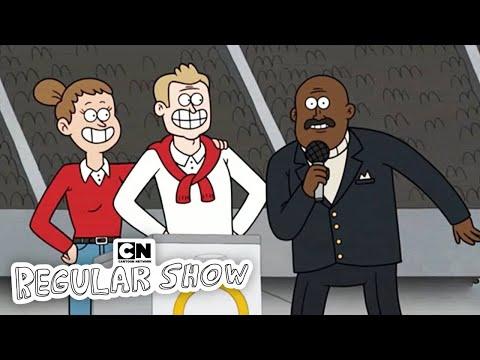 Free Wedding Challenge I Regular Show I Cartoon Network - YouTube f9408cce6