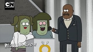 Free Wedding Challenge I Regular Show I Cartoon Network