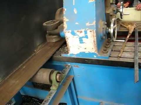 H-beam straightening & rectifying machine