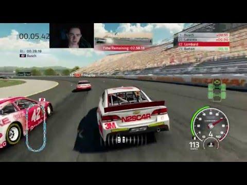 NASCAR '15 [Season 2] - Race 19/36 - Lenox Industrial Tools 301